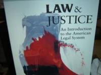 * LAW & JUSTICE: An Introduction to the American Legal