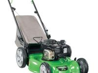 Lawn-Boy's 20 in. high wheel push mower is lightweight