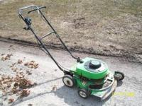 Lawn Boy Lawn Mower Needs Work. Ran at one time, cannot