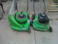 Lawn-boy lawn mowers $45 everal Brand NEW Futons $80