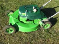 Lawn-Boy Self Propelled Mulching Mower 2 stroke engine,
