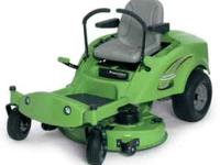 Lawn boy Zero Turn Z330 lx Mower Model Specifications: