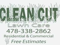Clean Cut Lawn Care Residential & Commercial Free