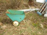 Lawn Cart Time to work in Yard, $20.00 call  Location:
