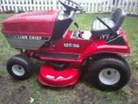 HI, I HAVE A VERY NICE CONDITION LAWN CHIEF, IT HAS A