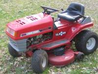 Model # 440, 12.5 - HP, Briggs & Stratton engine,