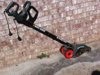 Lawn Edger,owned by elderly person so barely used, just