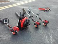 2 Commercial Mowers Excellent Condition 1 Edger (Echo)