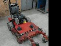 FOR SALE: > LAWN EQUIPMENT!