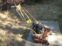 Quot Mclane Front Throw Mower Chain Drive Quot Moorpark For