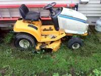 Im selling this lawn mower does not start needs new