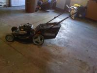 Craftsman Rotary Lawn Mower 700 Series Briggs &