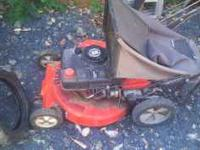 nice lawn mower call travis  Location: grantspass