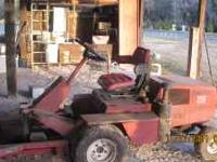 Toro pro 220, 52 inch mower 400.00 call mike  Location: