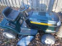 I have a Craftsman mower for sale. It ran great this