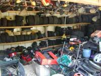 IF YOUR LOOKING FOR A LAWN MOWER PART I JUST MAY HAVE