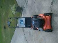 Husqavarna Lawn mower for sale! In great working