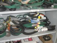 I HAVE THE COMPLETE INVENTORY OUT OF A LAWN MOWER SHOP