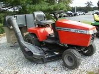 Hydrostatic Drive Lawn Mower Tractor - $2200 (Annapolis
