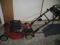 "Lawn mower - Working Toro 21""Recycler Super Pro,"