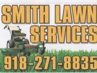 Tired of doing the hard lawn work? Has someone come by