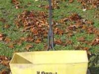 THIS IS A VERY HEAVY DUTY SEEDER AND WORKS GREAT. CALL
