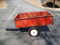Nice trailer dumps removeable tail gate Brand new