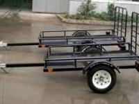 We have over 200 utility and cargo trailers for sale