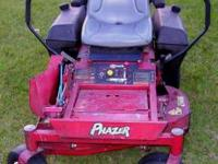 We are a full service lawn mower & small engine repair