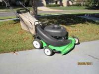 "21"" Self Propelled Lawnboy Mower (Mulches or Bags)"