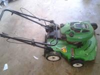 I have available a Lawnboy Silver Series 6.5hp, self