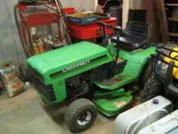 hi, i have a LawnBoy LT12H Riding mower for sale. It is