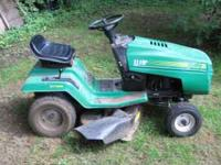 lawnmower runs great asking 350.00best offer please