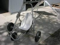 This is a completely new rebuilt Lazair Ultralight