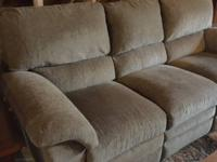 I am selling a Lazy Boy Reclining Sofa. I purchased