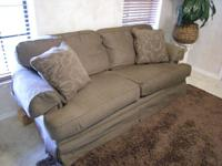 Gorgeous Sofa Sleeper in Great condition. Sleeper comes
