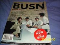 LCC: Busn 118 book used but in excellent cond. $40.00
