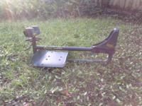 Lead sled for rifles. Excellent condition I just do not