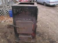 For Sale: Leader wood furnace. (Northern Leader) needs
