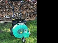 8hp Lesco Commercial Plus Walk Behind Blower with
