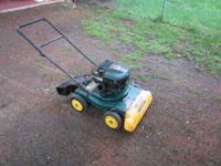 Yard Man Walk behind Leaf Blower/Chipper 5 HP Briggs &