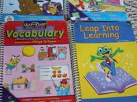 4 leap frog books. $1 for all. Jen 866-2738