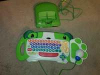 - LeapFrog Clickstart My First Computer System with