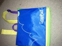 Practically brand new Leap frog leap pad, working. My