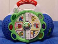 LEAP FROG PHONICS RADIO Leap Frog quality is jam-packed