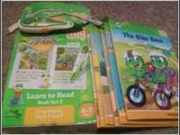 HAVE A LEAP FROG TAG PEN ORIGINAL PRICE IS $40.00 AND