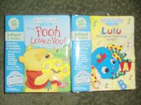 Leap Pad Little Touch (Infant & Toddler) Games. Please