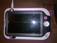 Pink leap pad ultra a little less than a year old, but