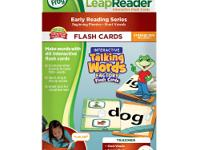 Mix and match letters on interactive flash cards to
