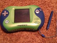 LeapFrog Leapster 2 and 3 games. Battery ran. 1 game
